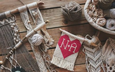 10 Fun & Easy DIY Macrame Projects for Bookworms