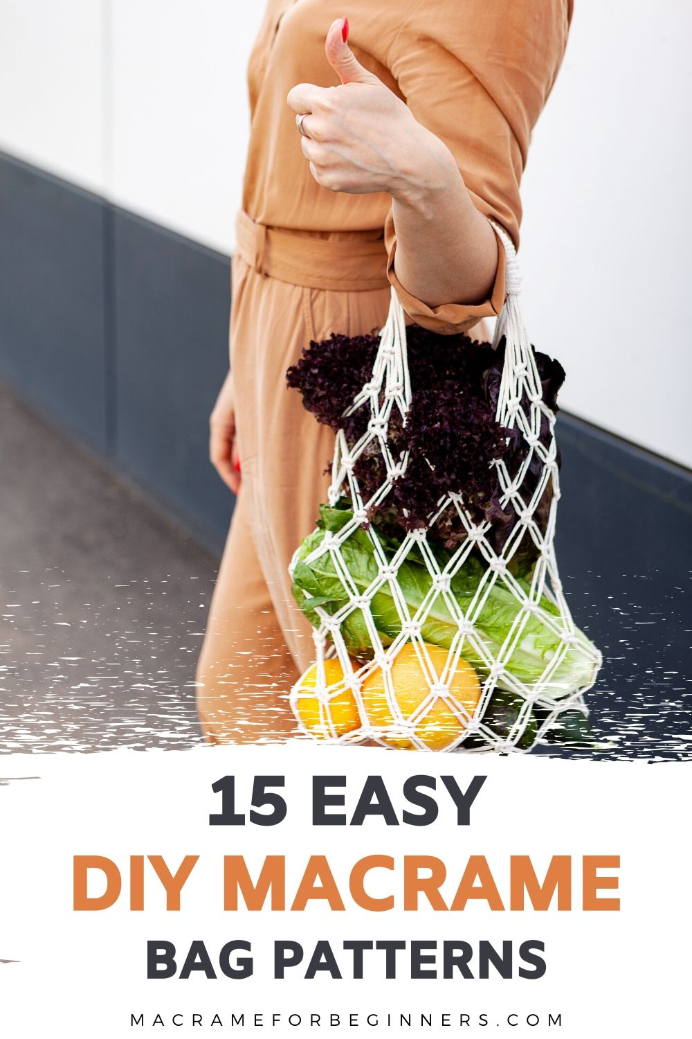15 Easy DIY Macrame Bags, Purses and Clutches for Beginners