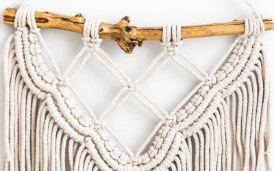 15 DIY Easy Macrame Wall Hangings for Beginners