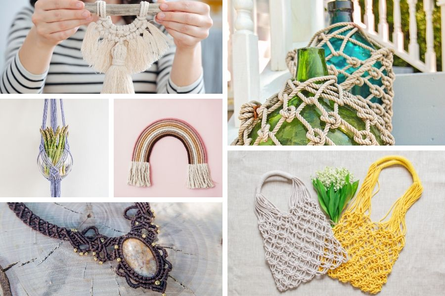 Macrame for Beginners - What can you make with Macrame?