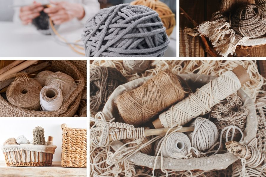 Macrame for Beginners - What rope should I use for my Macrame project?