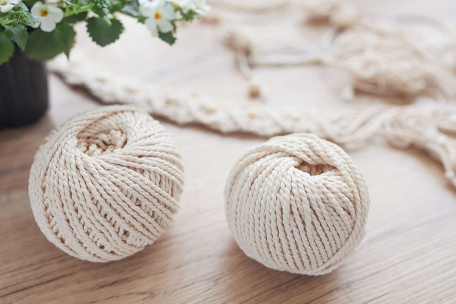 Macrame Basics - How to easily estimate Macrame cord lengths