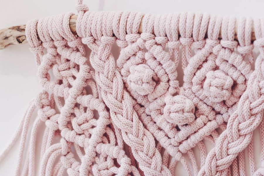 Macrame for Beginners – Learn all the basic knots in just 5 minutes