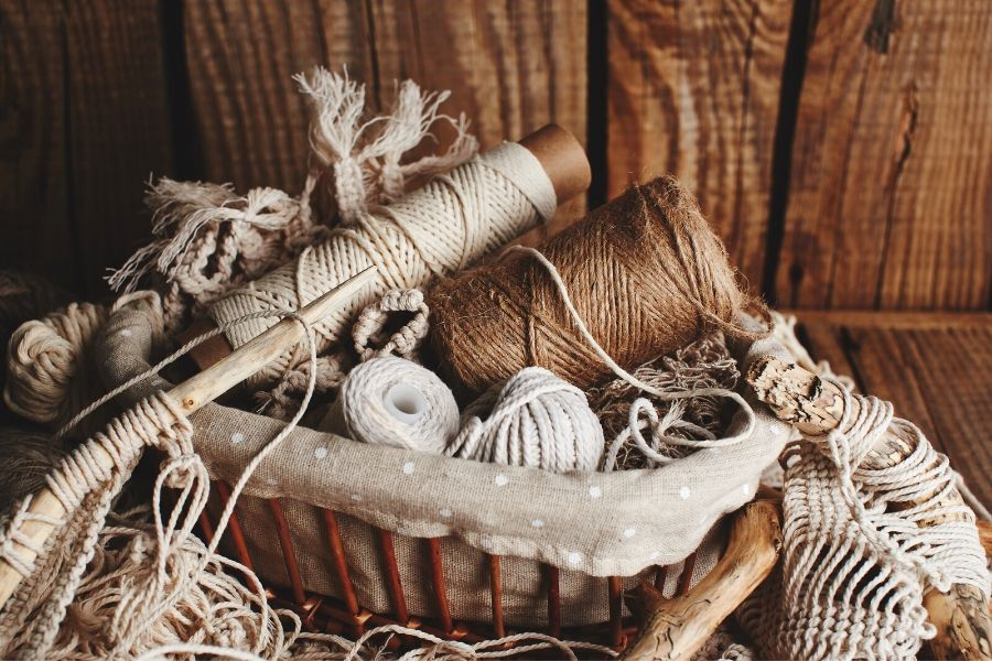 How To Build The Perfect Macrame Workstation - 10 Macrame Essentials