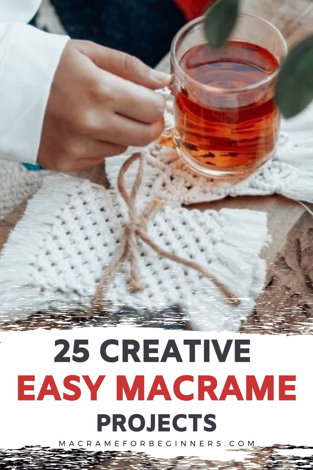 25 Original Ideas for Your Next Macrame Project - Macrame for Beginners