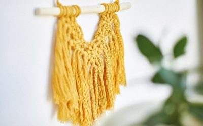 How to Get Started With Macrame as an Absolute Beginner