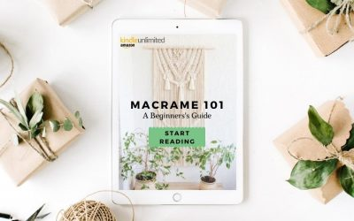 How to Become a Macrame Guru in 30 Days (for Free!)