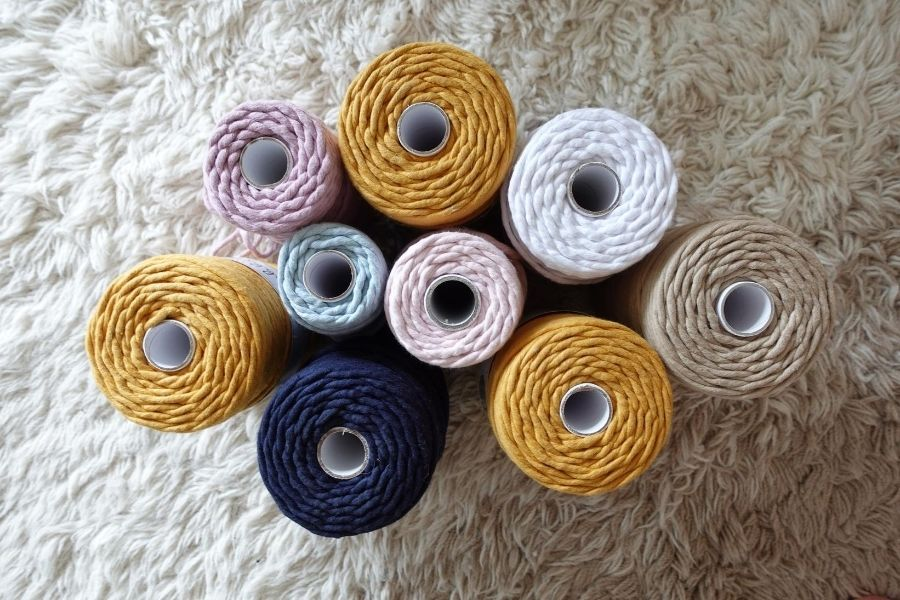 Macrame Basics – Choosing the Right Macrame Cords for Your Project