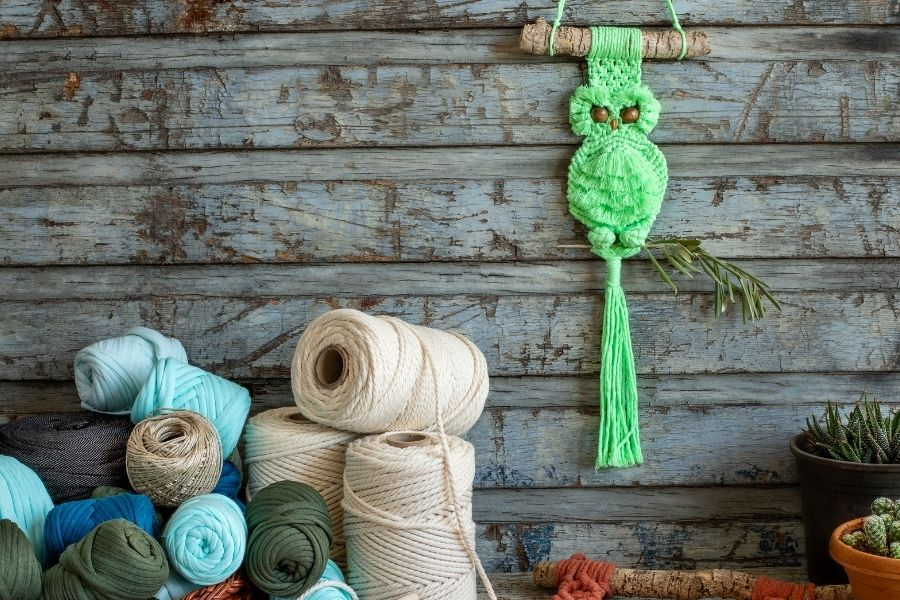 10 Easy DIY Macrame Owl Patterns for Beginners