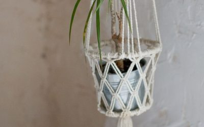 10 Gorgeous DIY Macrame Basket Patterns for Beginners