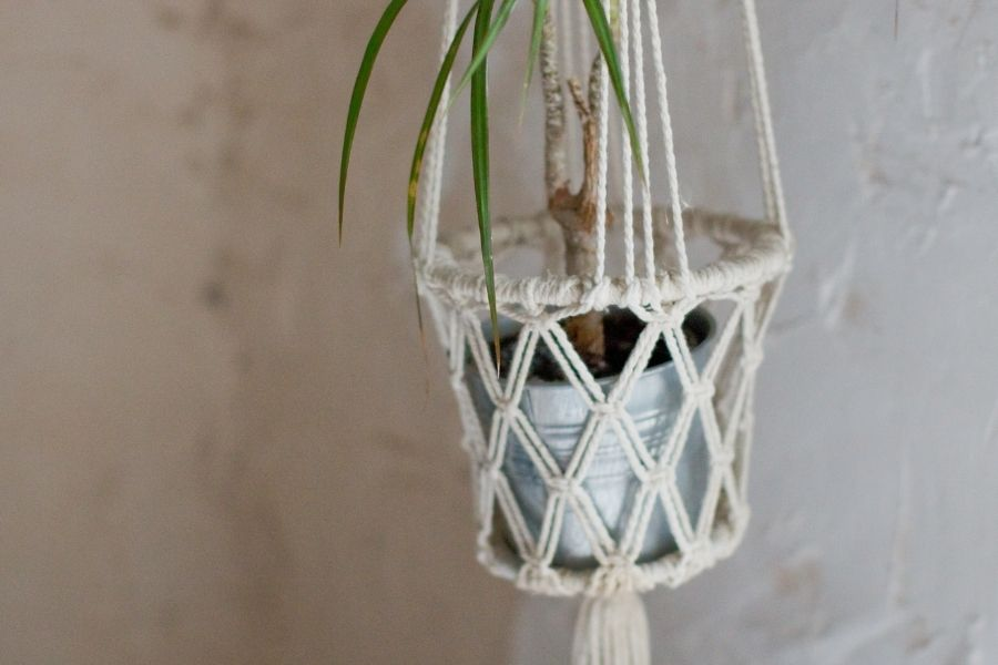 10 Gorgeous DIY Macrame Basket Patterns for Beginners