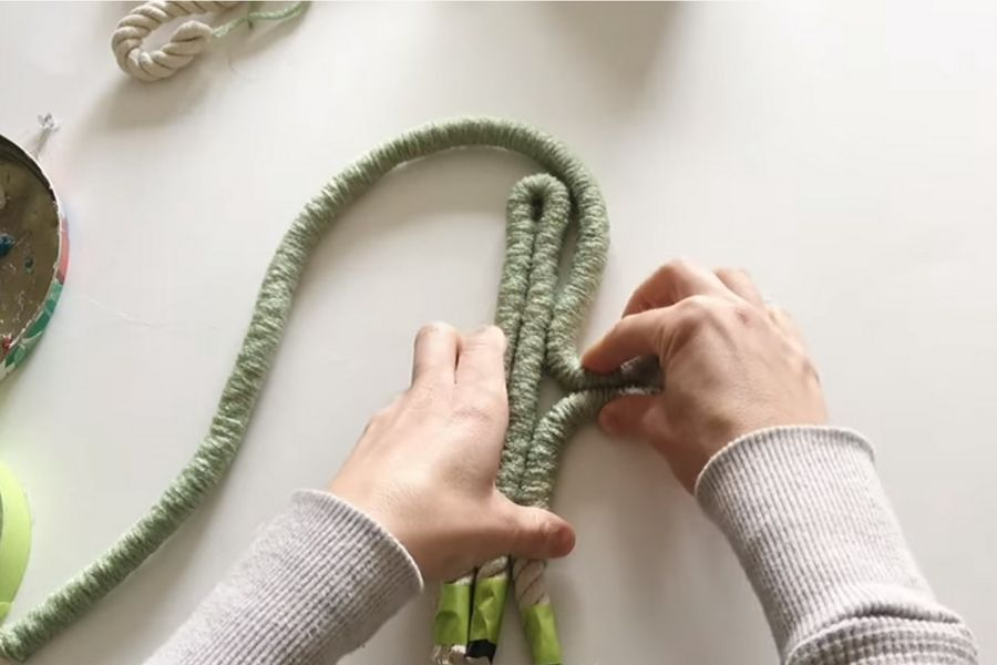 How to Make a Macrame Cactus – Easy Video Tutorial by Soulful Notions