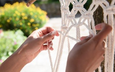 Easy Square Knot Tutorial – #1 Macrame Knot Guide for Beginners