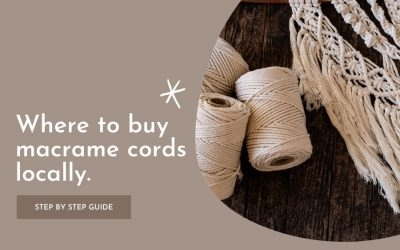 Where to Buy Macrame Cords – Complete Shopping Guide with 25 Local and Worldwide Best Sellers