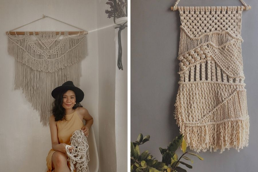 DIY Macrame Home Decor with Habit Made