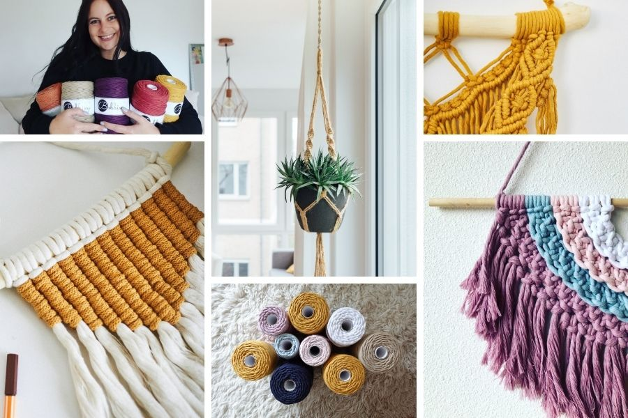 How to start with Macrame in 2021 - Macrame Projects - Macrame for Beginners
