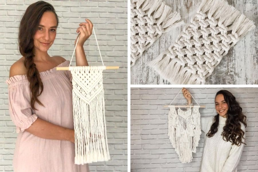 Interview + Make Your Own Home Decor with Teacher Saskia from Summer Macrame - Macrame for Beginners 3