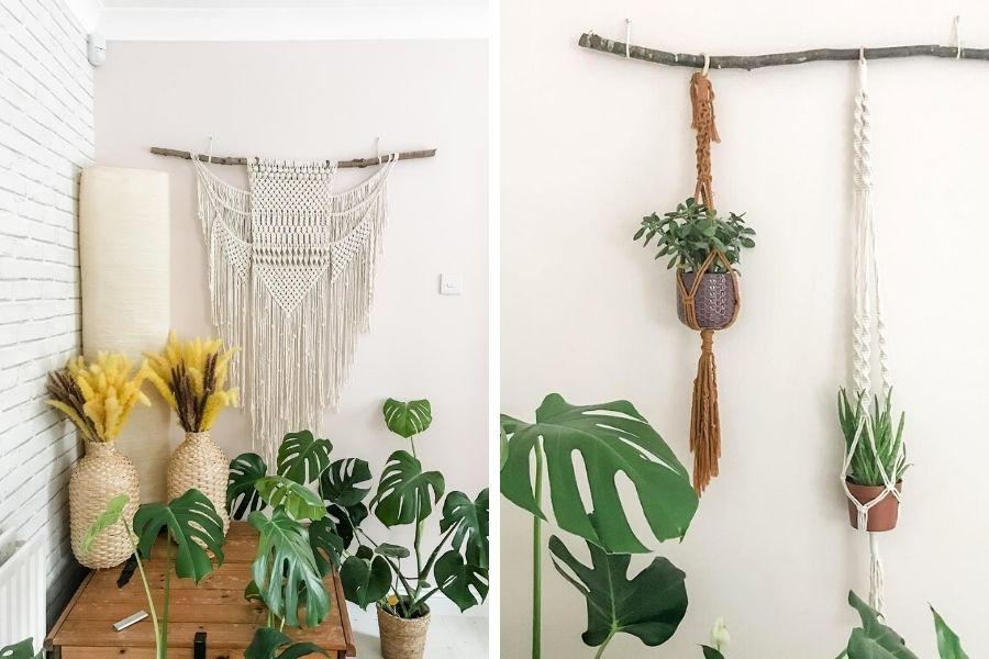 Interview + Make Your Own Home Decor with Teacher Saskia from Summer Macrame - Macrame for Beginners