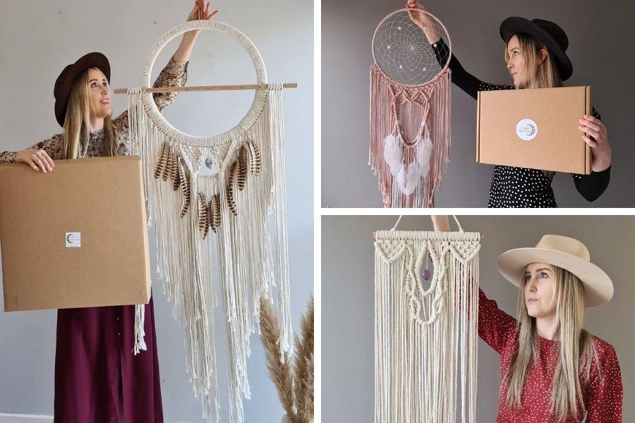 8 GORGEOUS FREE DIY PATTERNS DIY KIT by Vanir Creations