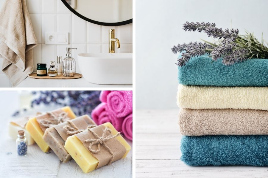 15 Low-Budget Decor Ideas to Create a Cozy Home - Macrame Styling Tips - Bathroom Decor