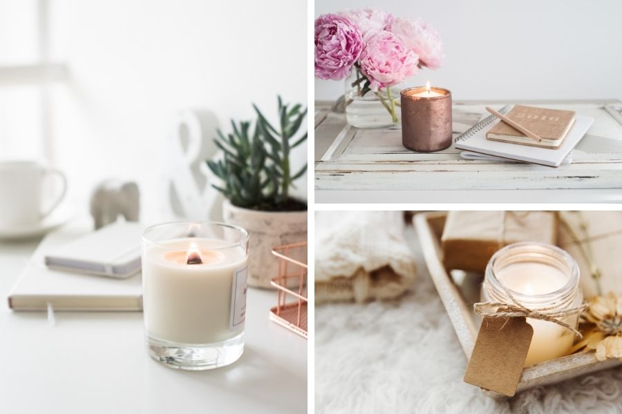 15 Low-Budget Decor Ideas to Create a Cozy Home - Macrame Styling Tips - Candlelight