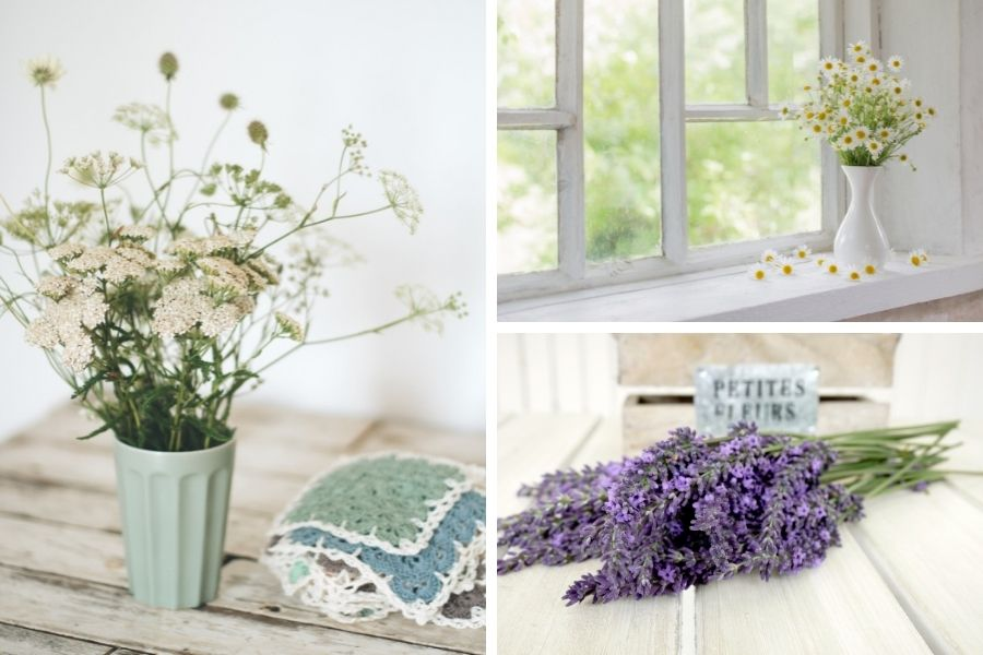 15 Low-Budget Decor Ideas to Create a Cozy Home - Macrame Styling Tips - Fresh Wildflowers