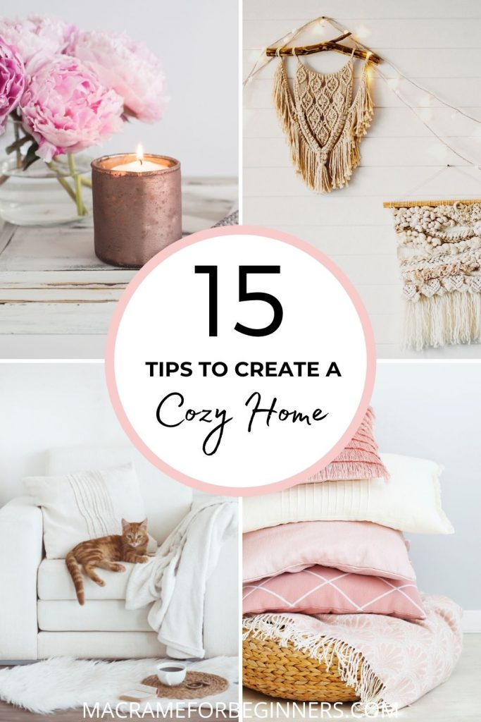15 Low-Budget Decor Ideas to Create a Cozy Home - Macrame Styling Tips