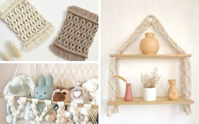 30+ Functional Macrame Projects That Will Put Your Skills To Good Use