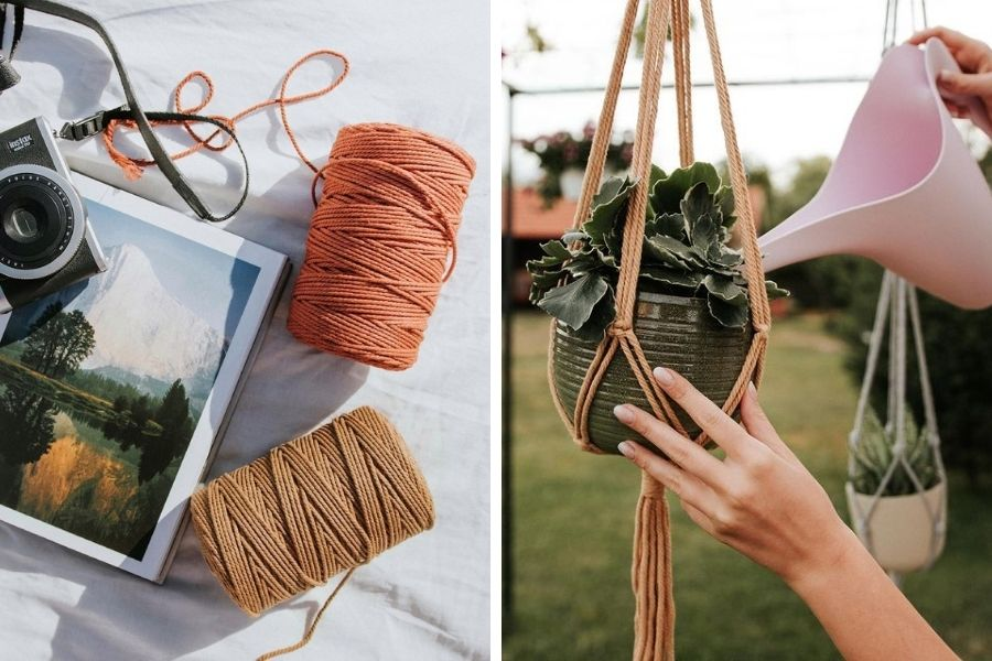 Nook Theory Macrame Cord - Amazon Prime Day Deal - Macrame for Beginners