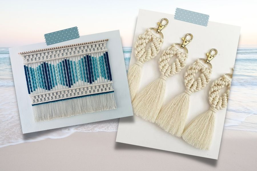 18 Ocean Inspired Macrame Projects for Beginners