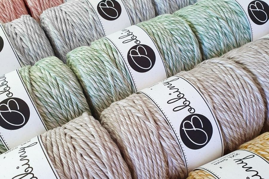 The New Bobbiny Summer 2021 Macrame Cord Collection