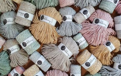 The New Bobbiny Summer 2021 Macrame Cord Collection Is Gorgeous!