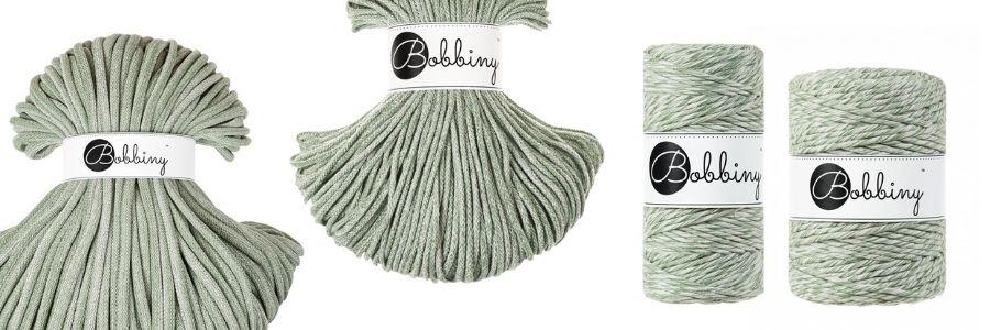The New Bobbiny Summer 2021 Macrame Cord Collection - Mojito