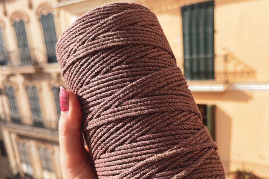 Nook Theory Macrame Cord Review - Autumn Colors - Fall Shades - Macrame for Beginners